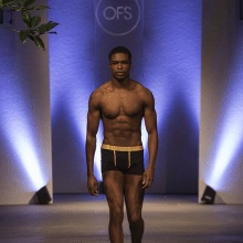 Friends Mens' Spring/Summer 2018 Collection at London Fashion Week